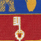 116th Engineer Battalion Patch | Center Detail
