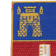 116th Engineer Battalion Patch | Upper Left Quadrant