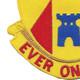 115th Field Artillery Regiment Patch | Lower Left Quadrant