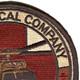 1159th Medical Company Air Ambulance Dustoff Patch   Upper Right Quadrant