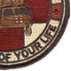 1159th Medical Company Air Ambulance Dustoff Patch   Lower Right Quadrant