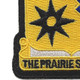 114th Cavalry Regiment Patch | Lower Left Quadrant