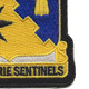 114th Cavalry Regiment Patch | Lower Right Quadrant