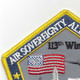113th Wing DC Air National Guard Patch | Upper Left Quadrant