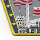 113th Wing DC Air National Guard Patch | Lower Left Quadrant