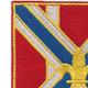 111th Field Artillery Battalion Patch   Upper Left Quadrant