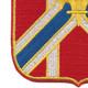 111th Field Artillery Battalion Patch   Lower Left Quadrant