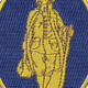 111th Infantry Regiment Patch | Center Detail