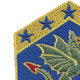 110th Chemical Battalion Patch | Upper Left Quadrant