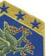110th Chemical Battalion Patch | Upper Right Quadrant
