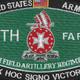 14th Field Artillery Regiment MOS Rating Patch | Center Detail