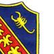 148th Field Artillery Battalion Patch | Upper Right Quadrant