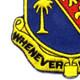 148th Field Artillery Battalion Patch | Lower Left Quadrant