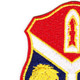147th Field Artillery Regiment Patch | Upper Left Quadrant