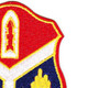 147th Field Artillery Regiment Patch | Upper Right Quadrant
