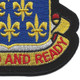 146th Cavalry Regiment Patch   Lower Right Quadrant