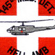 145th Medical Detachment Patch Hell. Amb | Center Detail