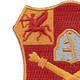 10th Field Artillery Regiment Patch | Upper Left Quadrant