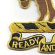 10th Cavalry Regiment Patch | Lower Left Quadrant