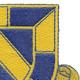 10th Armor Infantry Battalion Patch   Upper Right Quadrant