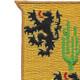 109th Cavalry Battalion Patch | Upper Left Quadrant