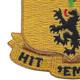 109th Cavalry Battalion Patch | Lower Left Quadrant