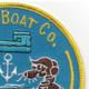 1099th MFR Boat Company Patch | Upper Right Quadrant