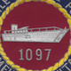 1097th MFR Boat Company Patch | Center Detail