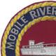 1097th MFR Boat Company Patch | Upper Left Quadrant