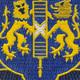 108th Infantry Regiment Patch | Center Detail