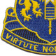 108th Infantry Regiment Patch | Lower Left Quadrant