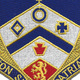 108th Field Artillery Regiment/Battalion Patch | Center Detail