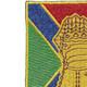 108th Armor Cavalry Regiment Patch | Upper Left Quadrant