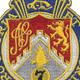 107th Infantry Regiment Patch   Center Detail