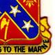 107th Field Artillery Regiment Patch   Lower Right Quadrant