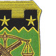 105th Military Police Battalion Patch | Upper Right Quadrant