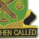 105th Military Police Battalion Patch | Lower Right Quadrant