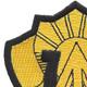 105th Cavalry Regiment Patch | Upper Left Quadrant