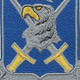 104th Military Intelligence Battalion Patch   Center Detail