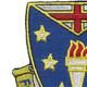 104th Infantry Regiment New York Guard Patch   Upper Left Quadrant