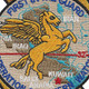 103rd Fighter Squadron Operation Southern Watch Patch | Center Detail