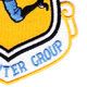 103rd Fighter Group Patch | Lower Right Quadrant