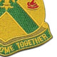 103rd Cavalry Regiment Patch 1930 Version | Lower Right Quadrant