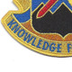 102nd Military Intelligence Battalion Patch | Lower Left Quadrant