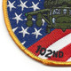 102nd Aviation Service Facility Patch   Lower Left Quadrant