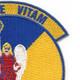 101st Rescue Squadron Unit New York National Guard Patch | Upper Right Quadrant