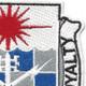 101st Military Intelligence Battalion Patch   Upper Right Quadrant