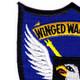 101st Division Winged Warriors Patch | Upper Left Quadrant