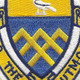 101st Cavalry Regiment Patch - To The Utmost | Center Detail