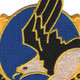 101st Airborne Division Patch Screaming Eagles Crest | Center Detail
